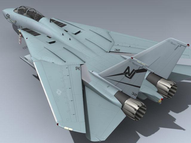F-14D Super Tomcat (VF-124)