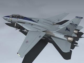 F-14D Super Tomcat (VF-213)