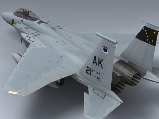 F-15A Eagle