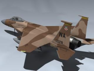 F-15C Aggressor