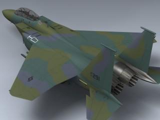 F-15E Strike Eagle Prototype