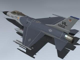 F-16A Falcon (Block 1)