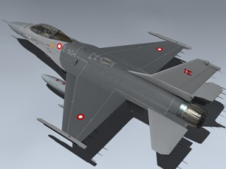 F-16AM MLU Falcon (Denmark)