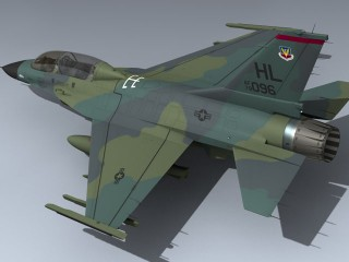 F-16B Falcon (Falcon Eye Demo)