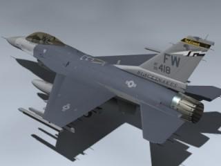 F-16C Falcon (Block 25)
