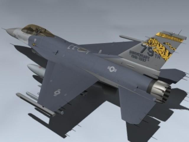 F-16CJ Falcon (79th FS)