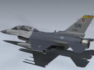 F-16D Falcon