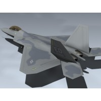 F-22A Raptor (Early Production)