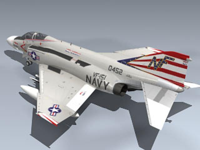 F-4N Phantom II (VF-151)