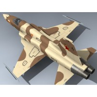 F-5E Tiger II (Red 03)