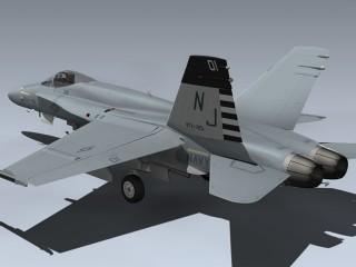 F/A-18A Hornet (VFA-125)