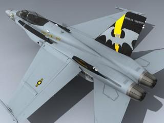 F/A-18D (VMFA(AW)-242)