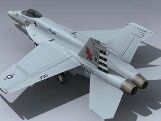 F/A-18E Super Hornet (VFA-22 CAG)