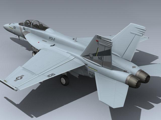 F/A-18F Super Hornet (NE106)