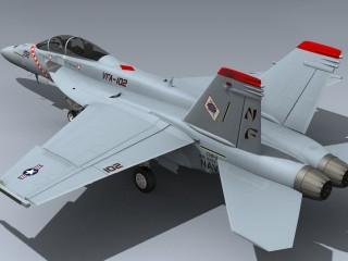 F/A-18F Super Hornet (VFA-102)