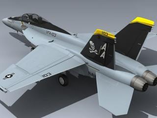 F/A-18F Super Hornet (VFA-103 CAG)