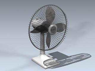 Fan (Oscillating)
