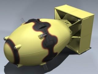 Atomic Bomb (Fat Man)