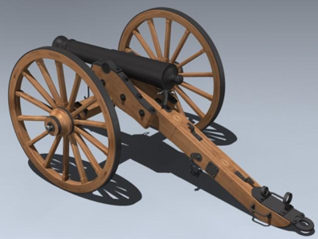 Field Cannon (6 Pound)