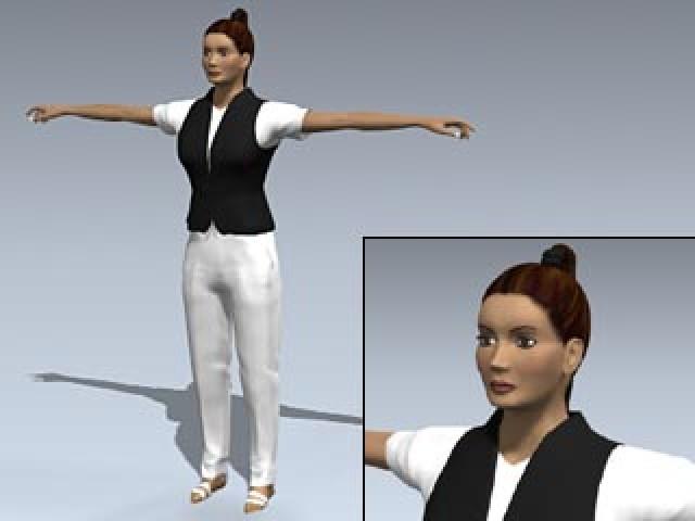 Female Human 2