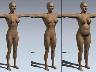Female Human 9