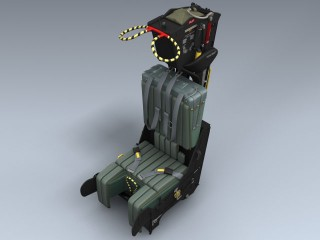 GRU7A Ejection Seat