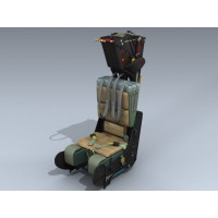 GRUEA7 Ejection Seat (Late)
