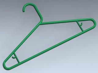 Hanger (Plastic)