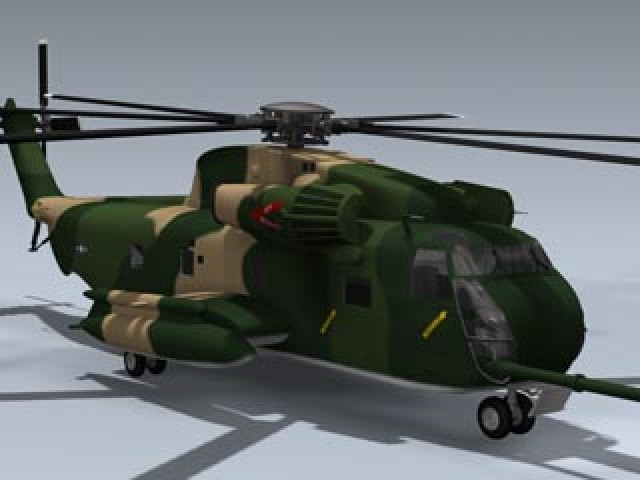 HH-53C Super Jolly Green Giant