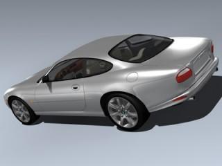 Jaguar XK-8 (2002)