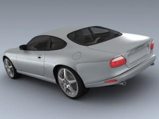 Jaguar XKR (2003)