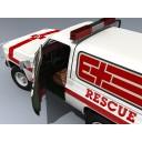 Chevy K5 Blazer (1984 Fire Rescue)
