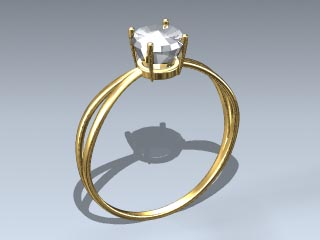 Ladies Ring 1