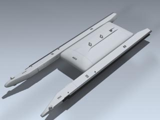 LAU-114 Dual Rail Adapter