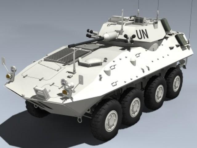 LAV-25 Piranha (UN)