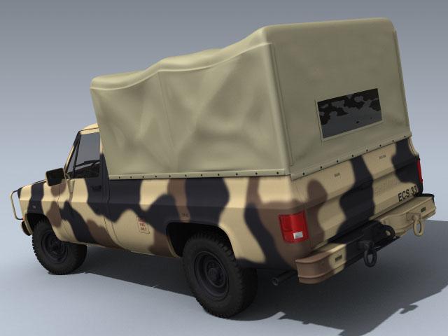 M1008 CUCV (US Desert Camo)