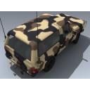 M1009 CUCV (US Desert Camo)