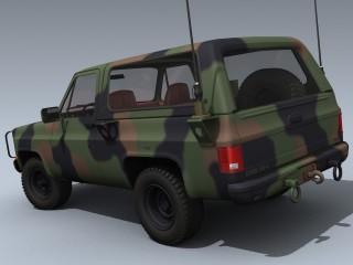 M1009 CUCV (US NATO)