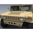 M1025 HMMWV (US Army Desert Humvee)