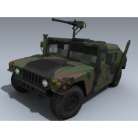 M1025 HMMWV (USMC NATO Humvee)