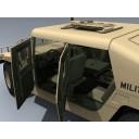 M1026 HMMWV (US Army Desert)