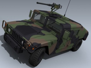 M1026 HMMWV (US Army NATO Humvee)