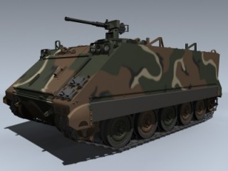 M113A1 APC (Winter MERDC)