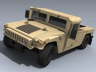 M1152A1 HMMWV Humvee (Desert)