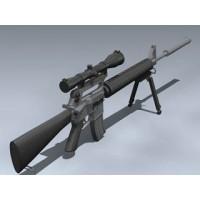 M16A2 Sniper Rifle