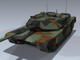 M1A1 Abrams (NATO)