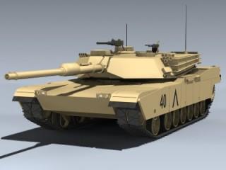 M1A1 Abrams (Desert)