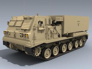 M270 MLRS (US Army Desert)