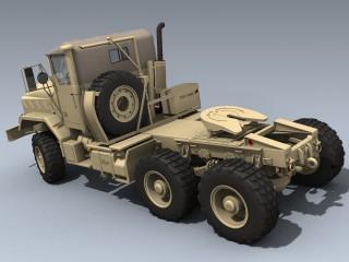 M932A2 Tractor (US Desert)
