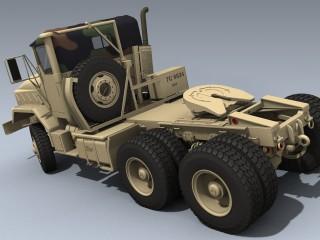 M932 Tractor (US Desert)